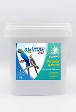 AviMax Forte AviMax Forte Gold Dry Grote Parkiet & Papegaai