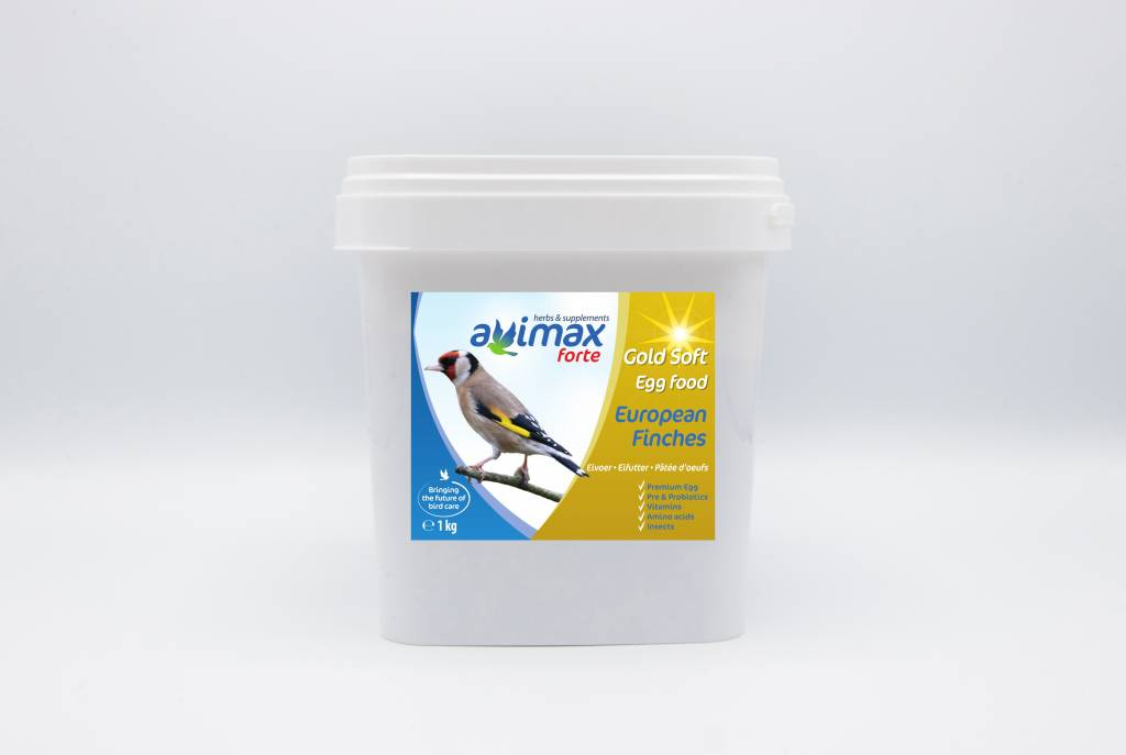 AviMax Forte AviMax Forte Gold Soft Waldvögel
