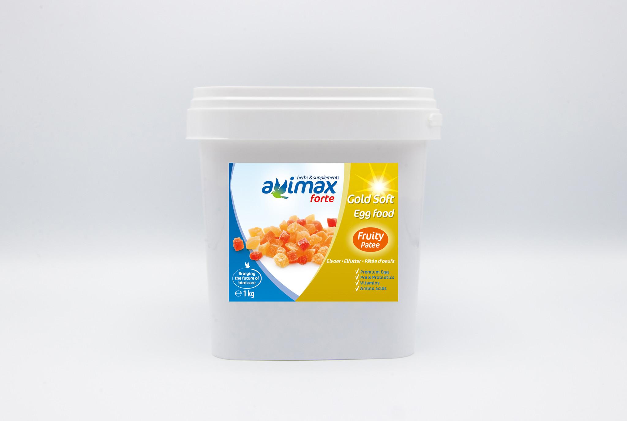 AviMax Forte AviMax Forte Gold Soft Fruity