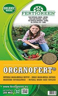 Fertigreen Organische Meststof NPK 10-4-6