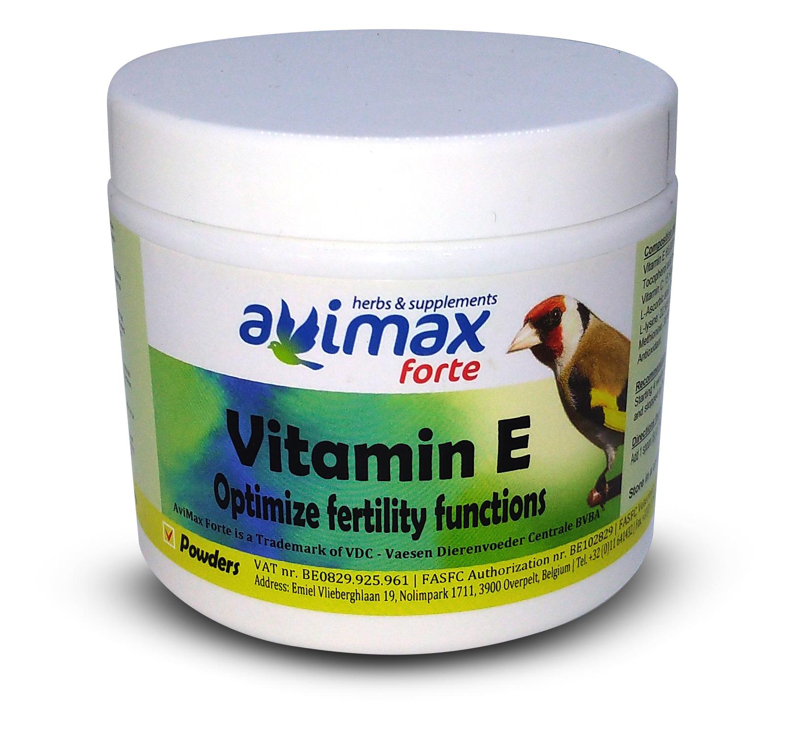 AviMax Forte Avimax Forte Vitamin E powder