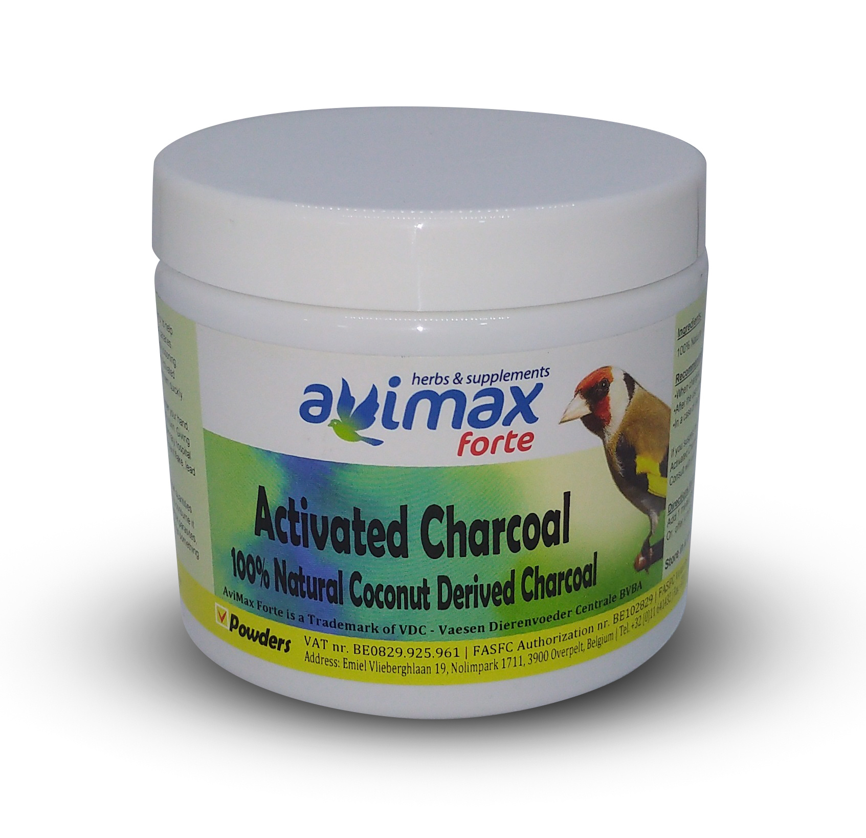 AviMax Forte Avimax Forte Activated Charcoal