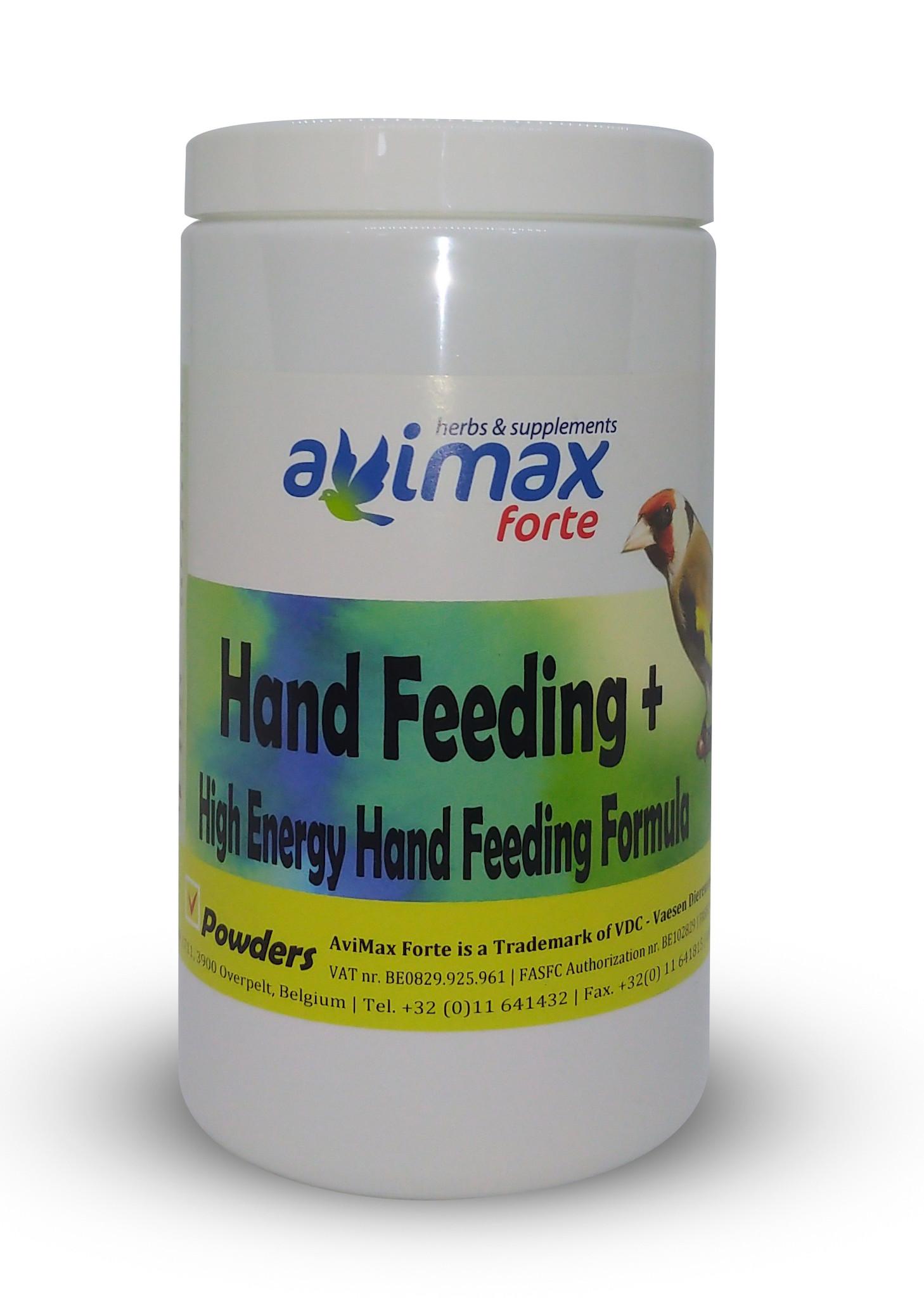 AviMax Forte Avimax Forte Hand Feeding Plus