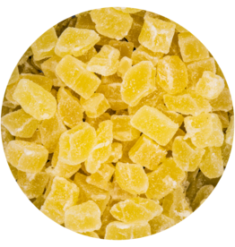 VDC Pineapple pieces 1 kg
