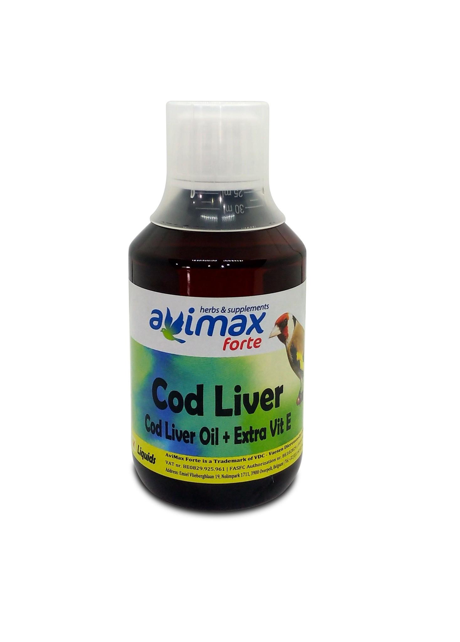 AviMax Forte Avimax Forte Cod Liver