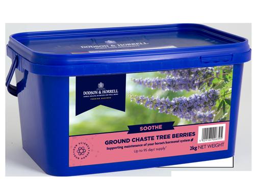 Dodson & Horrell Dodson & Horrell Chaste Tree Berries 2 kg
