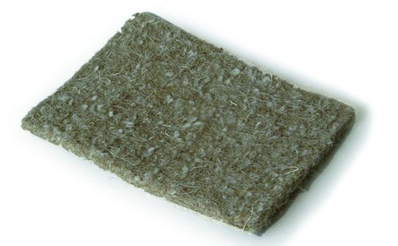 Sisal fibre Sisal Fibre Nestmatje SISAL-JUTE 10x13 cm 10 st.