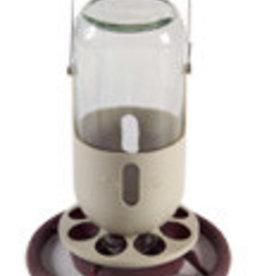 "Mijnlamp""Fauna"" Omnia +Glazen pot 1 L."
