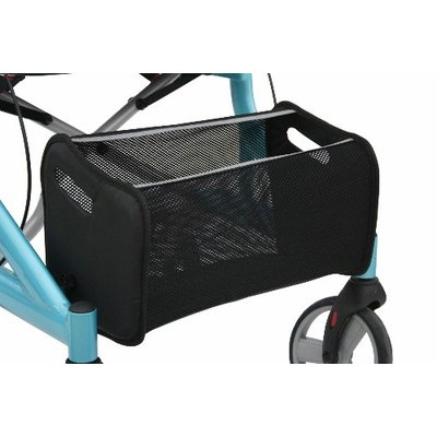 Caremart Tas met blokbevestiging - Caremart EZ-Lite rollator