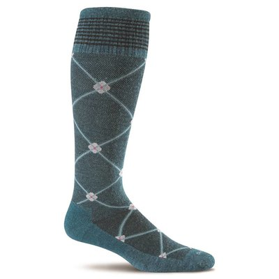 Sockwell Elevation - Dames -  Groen