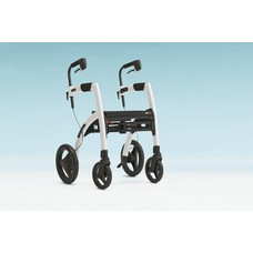 Rollz Rollz Motion rollator/rolstoel  - Wit (pebble white)