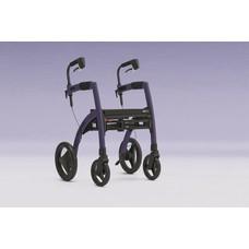 Rollz Rollz Motion rollator/rolstoel - Paars (dark purple)