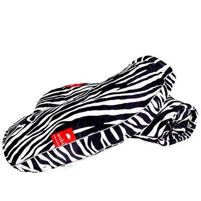 Rollator/fiets handschoenen - Zebra