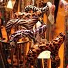Classic Canes Wandelstok Zilveren luipaard