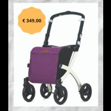 Rollz Rollz Flex met paarse tas - Showmodel