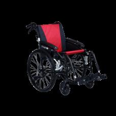 Excel G-Logic rolstoel - Zwart