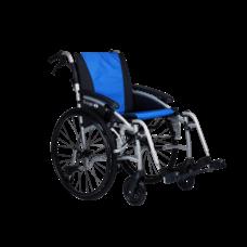 Excel G-Logic rolstoel - Zilver