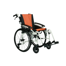 Excel G-Logic rolstoel - Wit