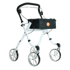 Excel Mobility Virage rollator - Wit