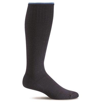 Sockwell Circulator Navy solid - Heren - Blauw