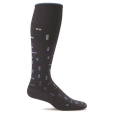 Sockwell Digital Ditty - Heren - Blauw