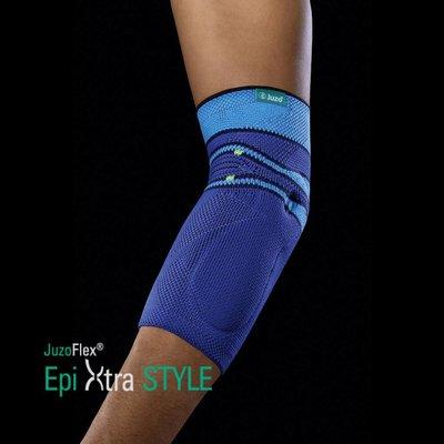 JuzoFlex® Epi Xtra STYLE - Blauw (Dark blue sensation)