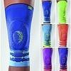 JuzoFlex® Genu Xtra STYLE - Blauw groen (Ionic blue)