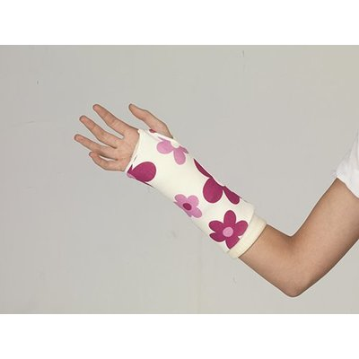 Cameleone  Overtrek onderarm - Bloemen