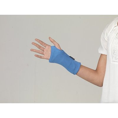 Cameleone  Overtrek hand -Blauw