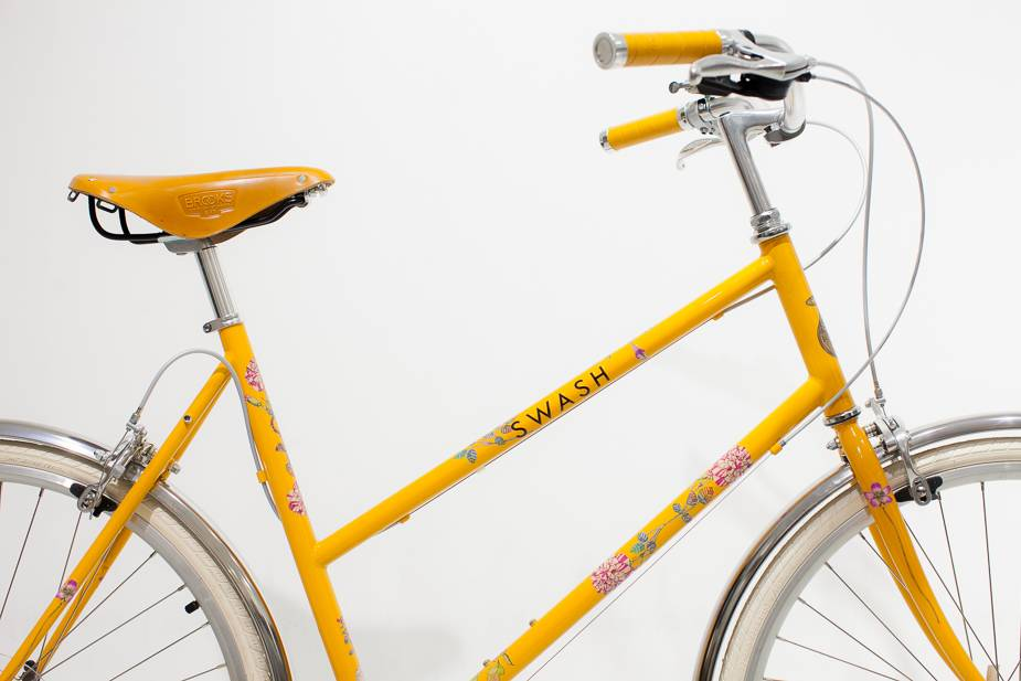 Collaboration: tokyobike x Swash London
