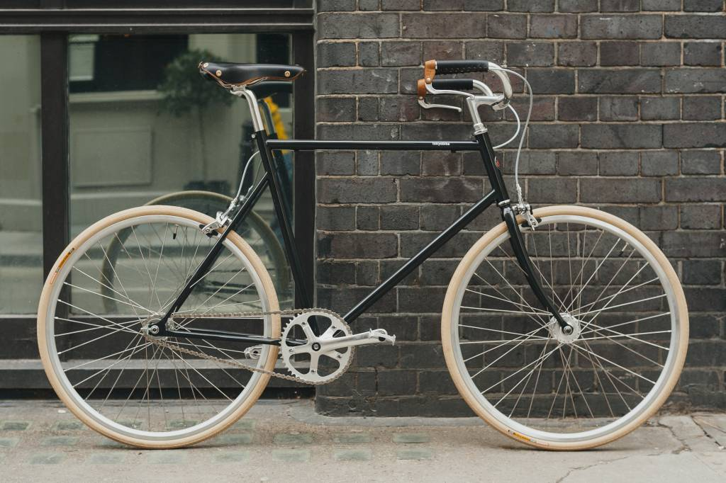 Single Speed with Montmartre handlebar