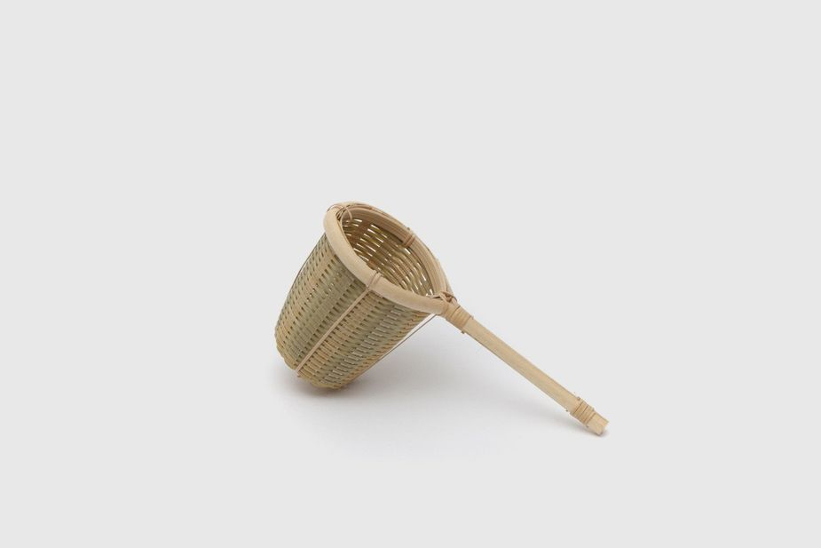 Momosan Shop - Bamboo Tea Strainer