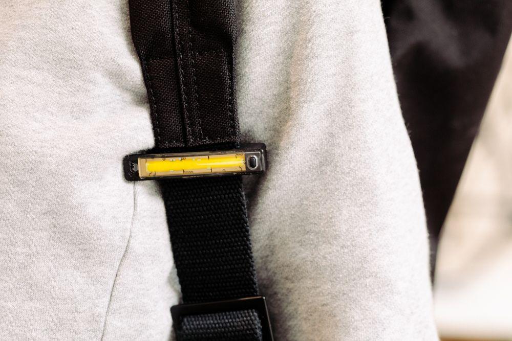 Knog + Lights - Twinpack Black