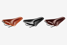 BROOKS - Leather Saddle, Team Pro Classic