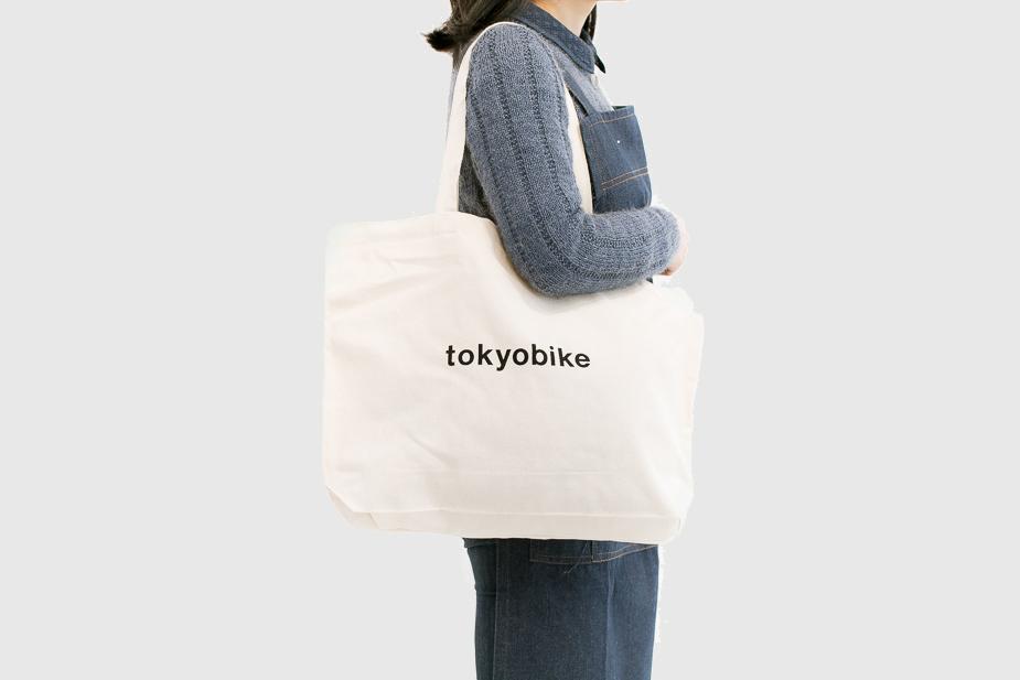 Shop - tokyobike Canvas bag,