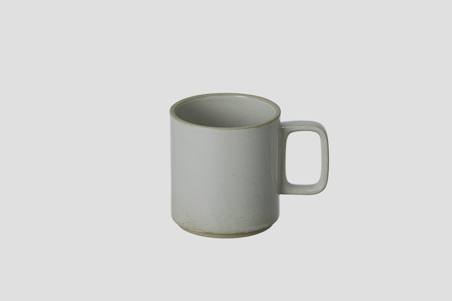 Hasami Hasami Porcelain Mug, Clear (φ85x89)