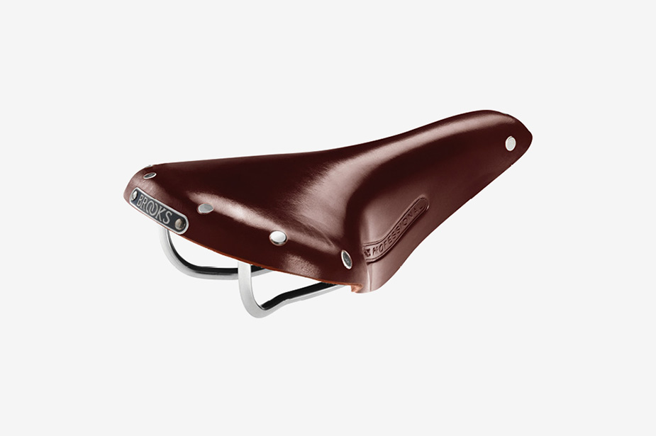 BROOKS - Leather Saddle, Team Pro Classic (ACE)