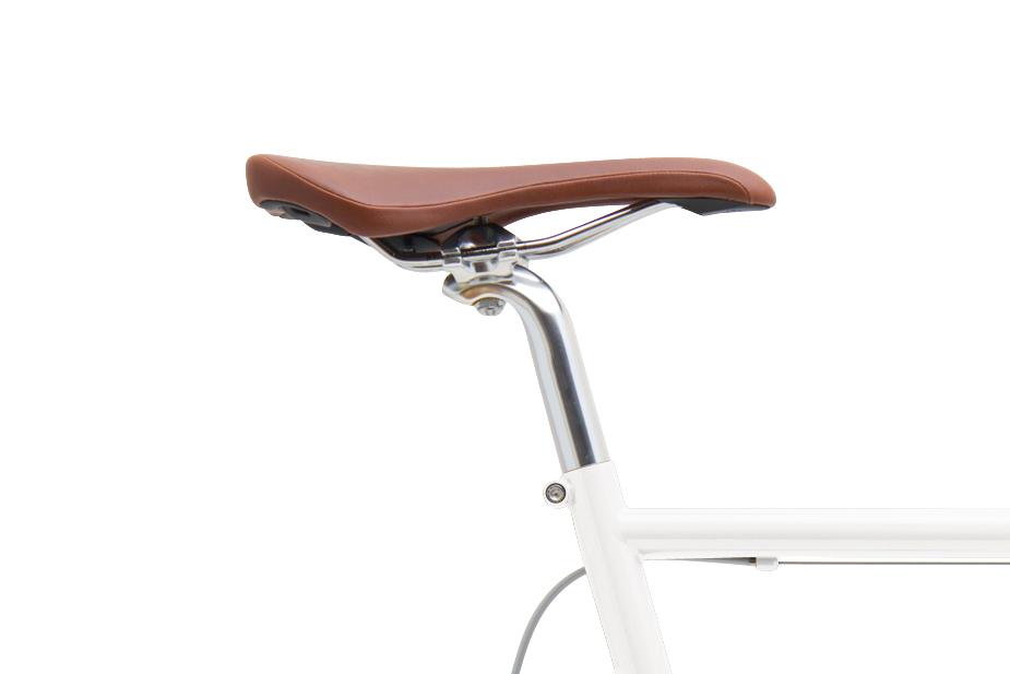 VELO - Saddle, VL-1353, Brown (Single Speed)