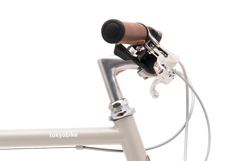 VELO - Grips, VLG-892-1A 125mm Brown, pair (CS)