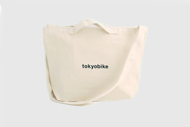 tokyobike - 2 way Canvas bag