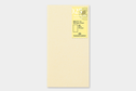 Traveler's TRAVELER'S notebook, MD Paper Cream