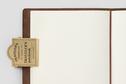 Traveler's TRAVELER'S notebook, Brass clip