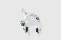 Tektro TEKTRO - Brake Caliper (Rear) R369 Long arch, Silver (CS, Mini Velo)