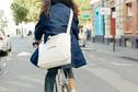 tokyobike - 2 way Canvas bag