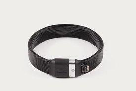 Litelok LITELOK GOLD Wearable - Crow Black, 100cm