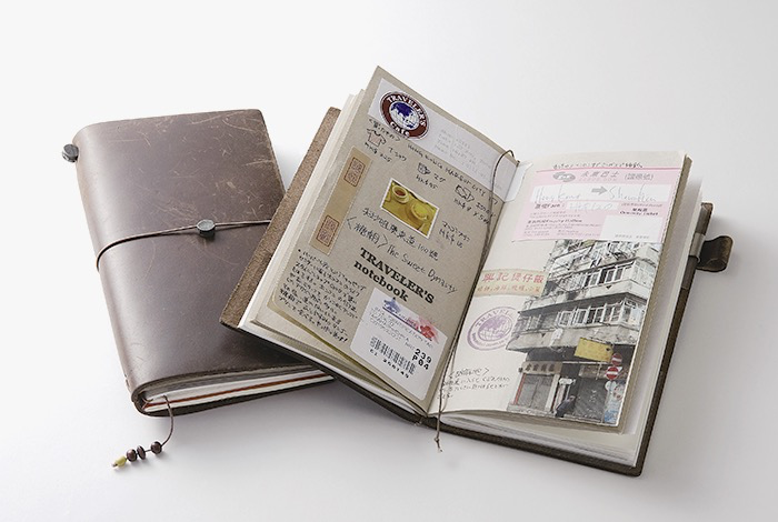 Traveler's TRAVELER'S notebook, regular size