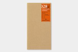 Traveler's TRAVELER'S notebook, Card File