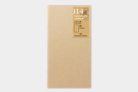 Traveler's TRAVELER'S notebook, refill, Kraft Paper notebook