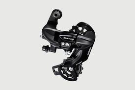 Shimano 7 speed derailleur - Bisou