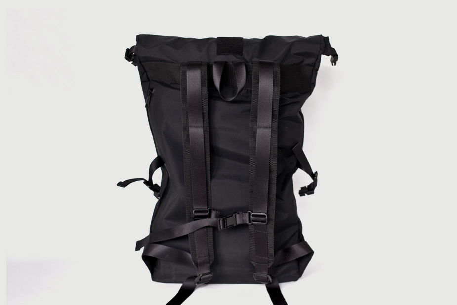 Wonder Baggage Wonder Baggage - Activate Rolltop Backpack W320 × H570 × D100mm